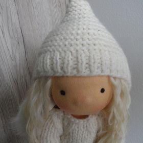 Madárka Art Doll
