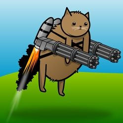 Gatling Kitty