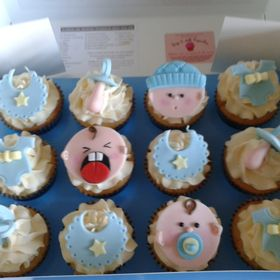 Say it with Cupcakes Blackpool