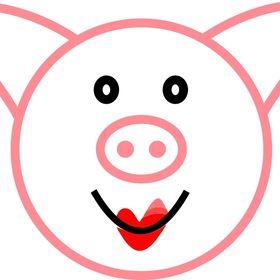 Lipstick on a Piggie