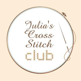 Julia's Cross Stitch Club
