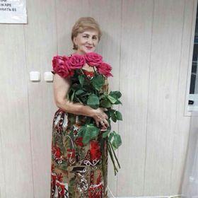 Людмила Жанова