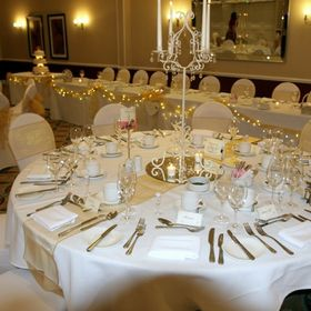 Event Styling By Quality Food Fayre