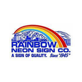 Rainbow Neon Sign Co