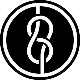 PERSONALISED SHABBY CHIC BLACK 15 HANDMADE BY TAG INC TWINE