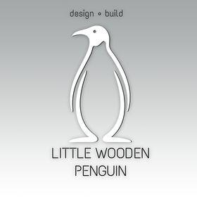 The Little Wooden Penguin Company   Industrial Design + Farmhouse Style + Home Decor
