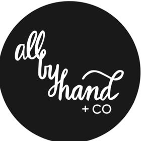All By Hand + Co
