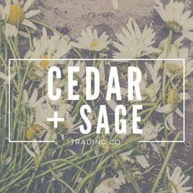 Cedar + Sage Trading Co.