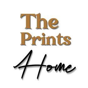 ThePrintsHome | Nursery & Home Wall Art Decor Printables