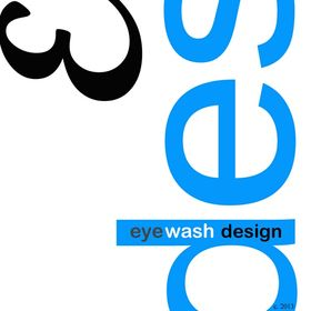 eyewash design