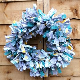 Ragged Wreaths