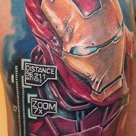 Robin Tattooartist