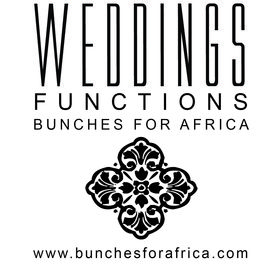 Bunches for Africa Weddings, Functions, Decor & Styling