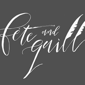 fête & quill