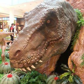Dinosaurios al cole