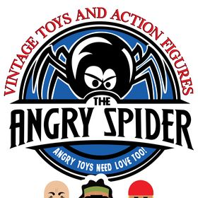 The Angry Spider Vintage Toys & Collectibles