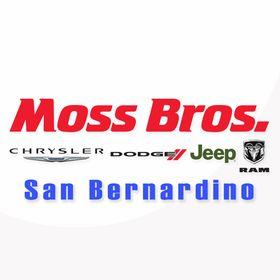 Moss Bros. Chrysler Dodge Jeep Ram San Bernardino