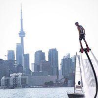 Ashton Beukers-Pro Flyboarder