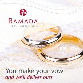 Ramada St.John's Weddings