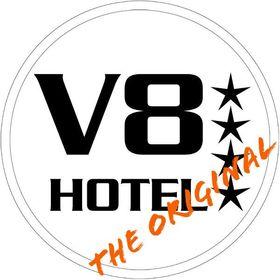 V8 Hotel Motorworld Stuttgart the Original