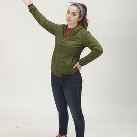 Teely Shop Women/'s Funny Clothe Bread Toast Morning Gildan Pullover Sweatshirt