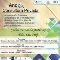 Carlos Fernando Anthony