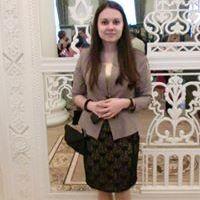 Alina Sabirova