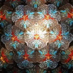 Married Metals Kaleidoscopes By Sandra