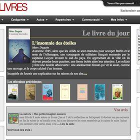 RDL Rue des livres