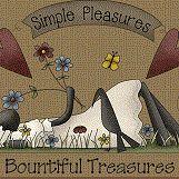 Simple Pleasures - Bountiful Treasures