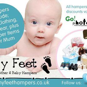Tiny Feet Hampers