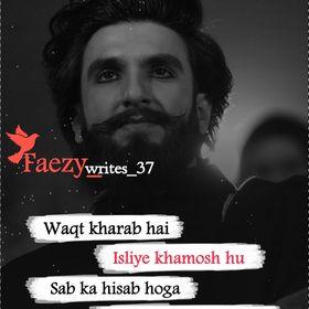 Faezy writes 37