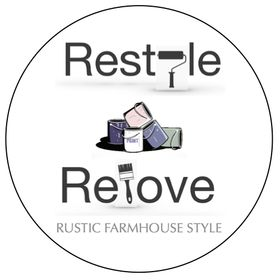 Restyle Relove - Farmhouse Style Home Decorating and DIY