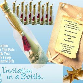Invitation In A Bottle.com