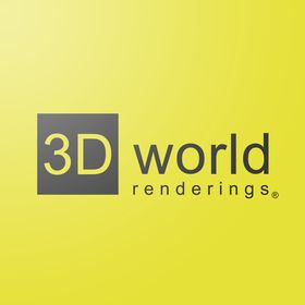 3D World renderings
