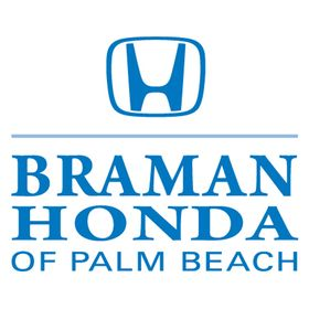 Wonderful Braman Honda Palm Beach
