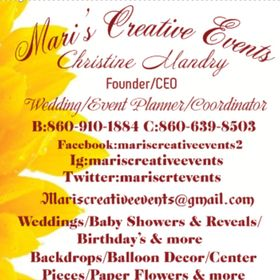 Mari's Creative Events,LLC