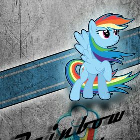 >Rainbow Dash<