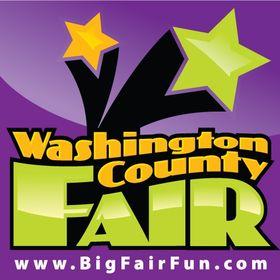"Washington County Fair, Hillsboro, Oregon, ""Big Fair Fun!"""