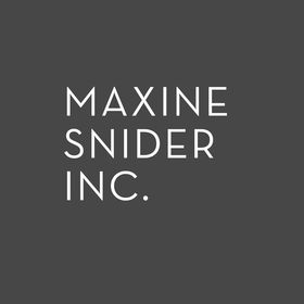 Maxine Snider  Inc.