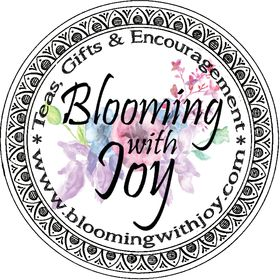 Blooming With Joy Tea and Gifts!