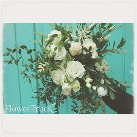 FlowerTruck byBLOMSTERLYCKA