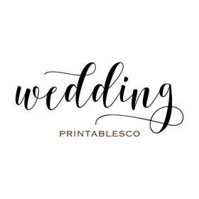 WeddingPrintablesCo