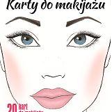 Karty do makijażu Face Charts