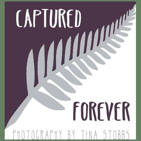 Tina @ Captured Forever 💜📷💜