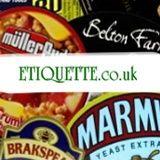 Etiquette Labels