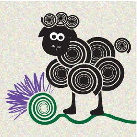 Thistle Dubh Ewe