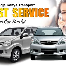 Pusat Sewa/Rental Mobil Jogja Harga Sewa Mobil Murah