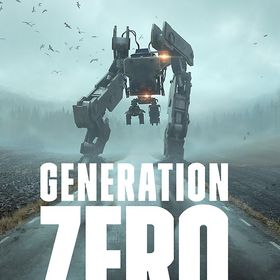 Generation Zero 1980s Sweden Man Vs Machines Shooter Game Sony PS4 Playstation 4