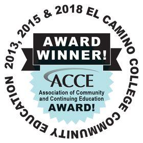 El Camino College >> El Camino College Community Education Commed7659 On Pinterest